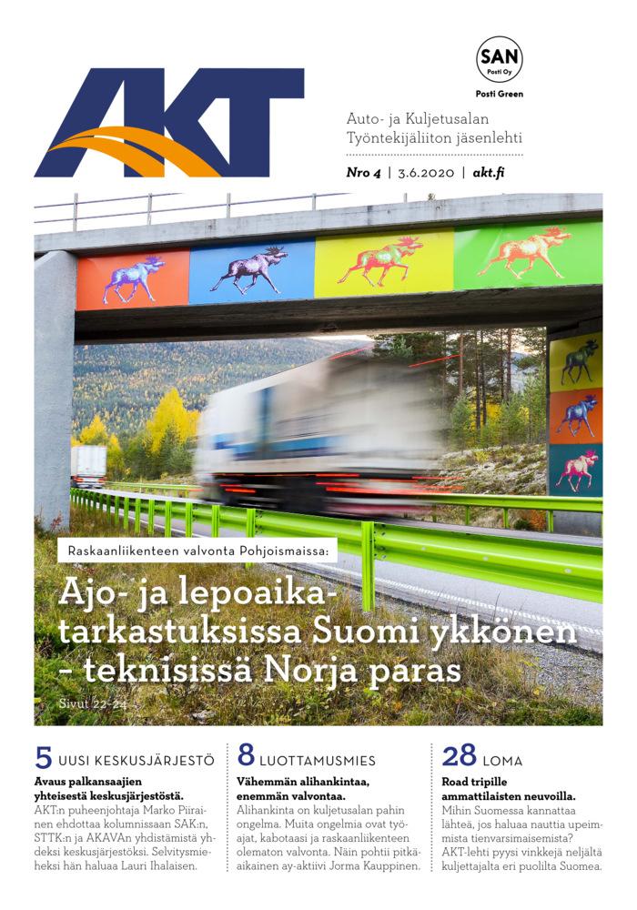 Auto Ja Kuljetusalan Tes